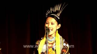 Tetseo Sisters Present Naga Folk Music During Mussoorie Writers Festival