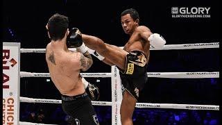 GLORY 51: Thongchai vs. Alan Scheinson (Tournament Semi-finals) - FULL FIGHT