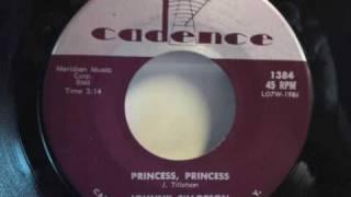 Johnny Tillotson - Princess, Princess