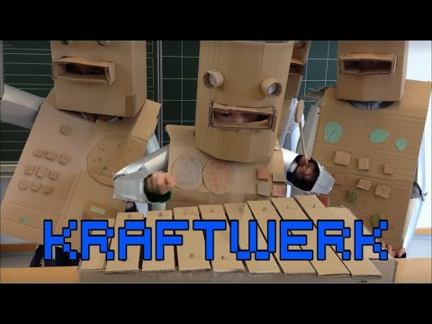 Das Roboter-Video