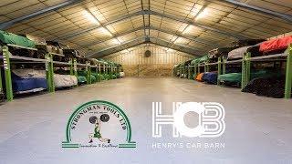 Dream UK Garage Makeover - Henrys Car Barn Storage