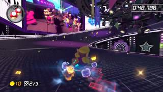 Electrodrome - 1:56.398 - HD★Dεmøη♪ (Mario Kart 8 World Record)