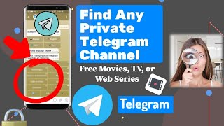 How to Find any Channel on Telegram ! How to Search Private Telegram Channels ! Join without Link