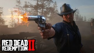 Red Dead Redemption 2 LEAKED GAMEPLAY! +FINAL Trailer Reaction & Breakdown (RDR2)