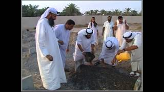 How to bury the dead كيفية دفن الميت