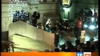 preview picture of video 'Festa di Sant'Antuono a Macerata Campania Paese della Pastellessa - Rai 3 Tgr Campania 06/02/2013'