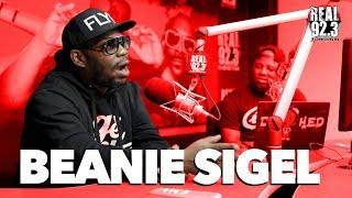 Beanie Sigel talks Why Roc-A-Fella Broke Up, Past Beef w/ Jadakiss, Going to Jail & More!