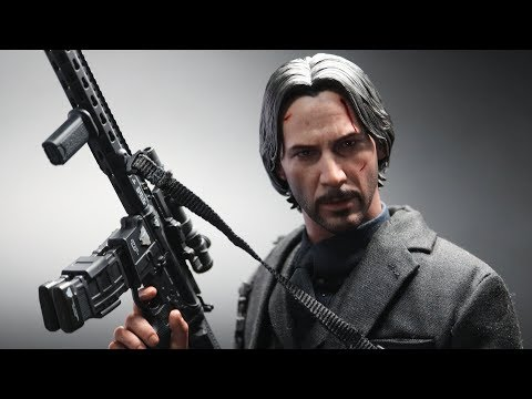 [Unboxing] Hot Toys - John Wick: Chapter 2 John Wick 1/6th Collectible Figure
