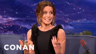 Kate Beckinsales Wild Night With Reverend Balls - CONAN On TBS