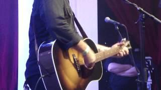Chuck Ragan - Let It Rain / Cut 'Em Down / Times They Are A-Changin',Groezrock Festival Belgium 2012