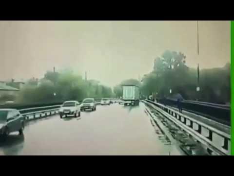 Впечатлительным не смотреть! Страшное ДТП в Орехово-Зуево