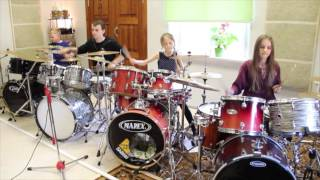 ARE YOU READY AC DC DRUM COVER