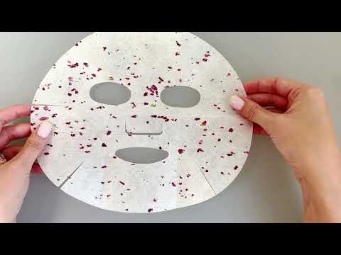 «Индивидуальное решение» сухая тканевая маска Серия «Домашний салон красоты» MeiTan