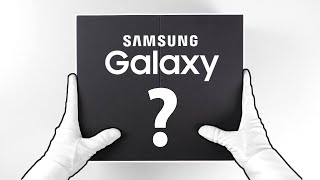 Samsung Galaxy Mystery Box Unboxing (not what I expected...)