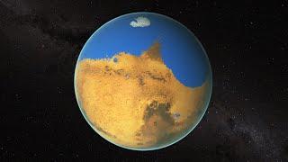 Mars - Ocean Hypothesis