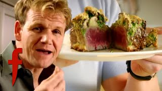 Gordon Ramsays Top Fillet Of Beef Recipes