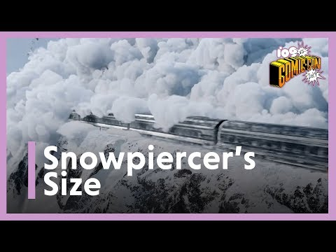 SDCC 2019   Snowpiercer Cast on The Train's Enormity