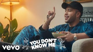 Jax Jones & RAYE - You Don't Know Me