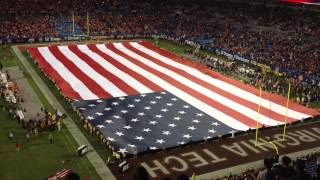 National Anthem (2011 ACC Championship)(Clemson vs. Virginia Tech)