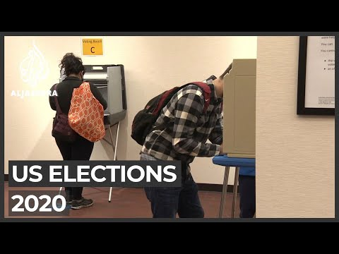 US presidential election: Early voting begins