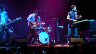 Arkells - Michigan Left (Live on 4/21/2012)