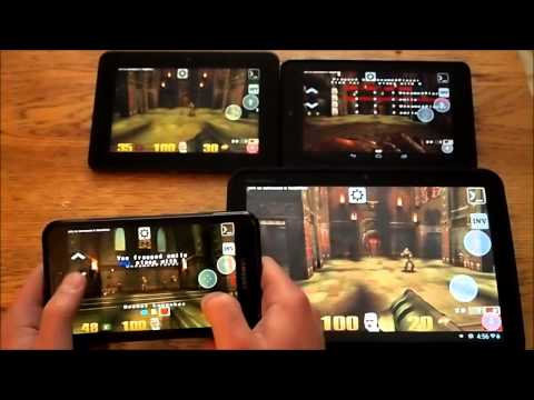 Quake 3 Touch Android - Free Download Quake 3 Touch App