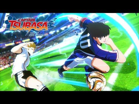 Captain Tsubasa : Rise of New Champions : Trailer d'annonce
