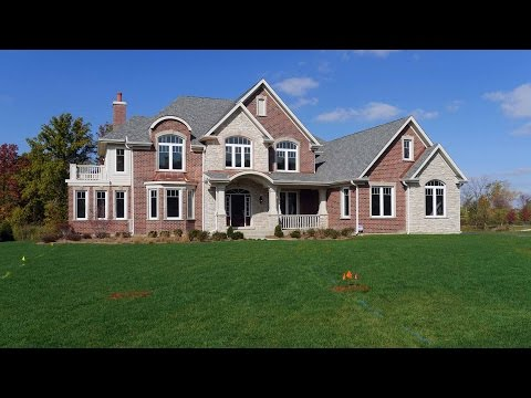 Tour a new semi-custom home in the Stevenson High School District