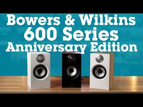 External Review Video WHBtWiuU4kU for Bowers & Wilkins 606 S2 Anniversary Edition Bookshelf Loudspeaker