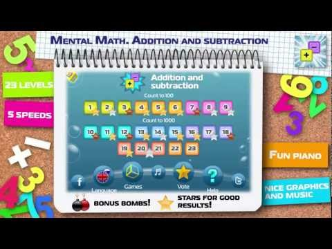 Video of Mental Math for Kids