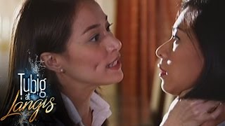 Tubig at Langis: Mother's anger
