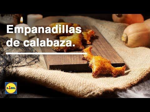 Empanadillas de Calabaza 🎃🥧 | Recetas de Halloween | Lidl España