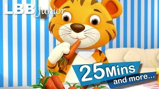 Noisy Food Fun | And Lots More Original Songs | From LBB Junior!