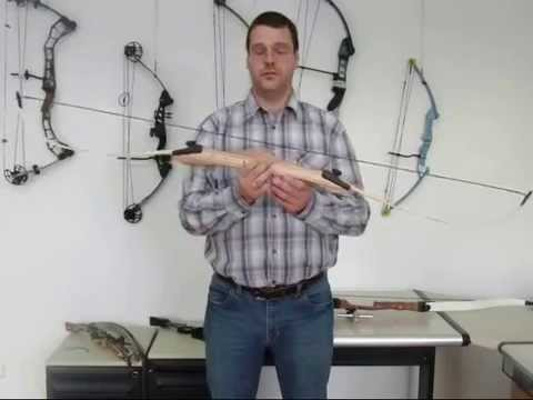 Grundlagen Bogenschießen -  Recurvebogen Teil1