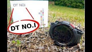 No.1 F6 Smartwatch Recenzja i Test