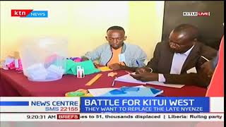 Wiper Party nominations underway for the Kitui West parliamentary seat