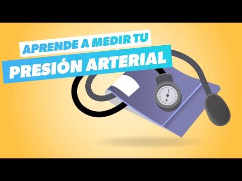 Imagem ilustrativa do vídeo: Cómo se mide la presión arterial