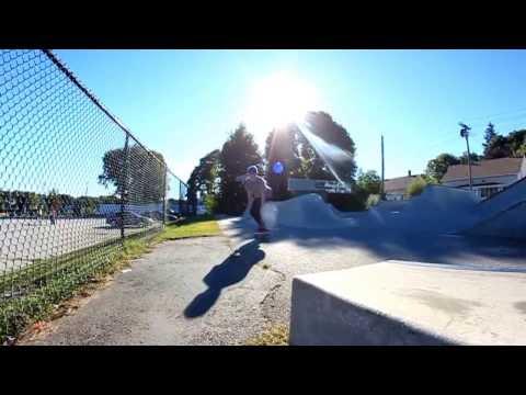 Jewett City Park w/ Tyler