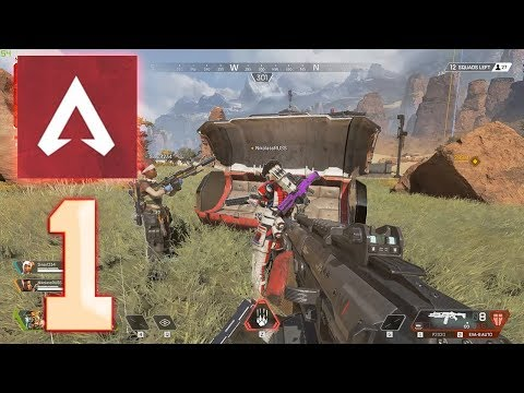 Apex Legends - Gameplay Walkthrough Part 1 (Titanfall battle royale world)