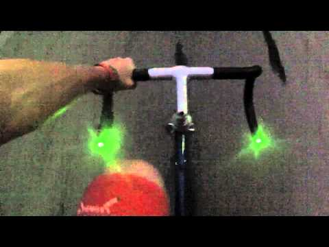 Add Arduino-Powered Brake Lights And Turn Signals To Your Bike