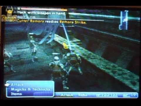 guia de final fantasy x-2 playstation 2