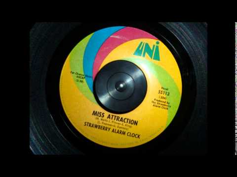 "Strawberry Alarm Clock - ""Miss Attraction"" 1969 Psych (Original 45-RPM Mono Mix)"