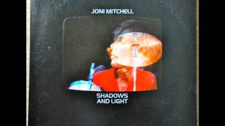 joni mitchell and pat metheny-edith and the kingpin