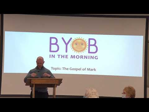 Gospel of Mark - Episode 3