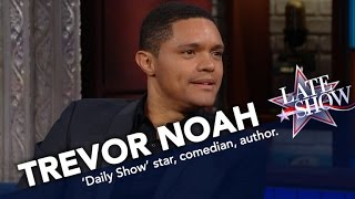 Trevor Noah Was 'Born a Crime' in South Africa