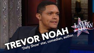 Trevor Noah Was 'Born a Crime' in South Africa