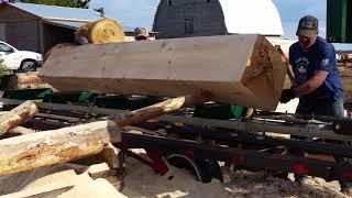 Norwood LumberMan MN26 Portable Band Sawmill – The Most