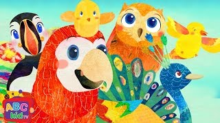 The Bird Song (2D) | Cocomelon (ABCkidTV) Nursery Rhymes & Kids Songs