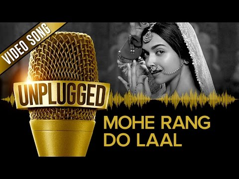 Deepika Padakone | Mohe Rang Do Laal UNPLUGGED | Shreya Ghoshal