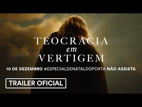 (TRAILER OFICIAL) TEOCRACIA EM VERTIGEM - ESPECIAL DE NATAL